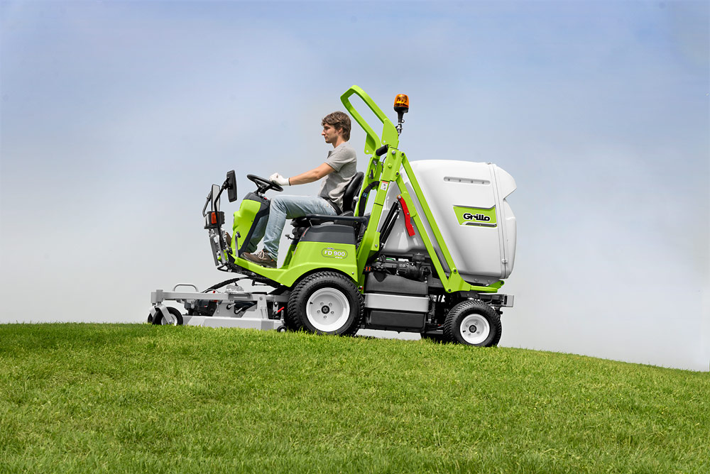 FD 900 4WD Grillo Spa - Agrigarden Machines