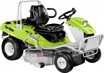 "The MD16 is a hydrostatic lawnmower with a dual function cutter deck incorporating a ""Quick Shift"" lever which allows you change from side discharge to mulch mode whilst remaining comfortably seated."