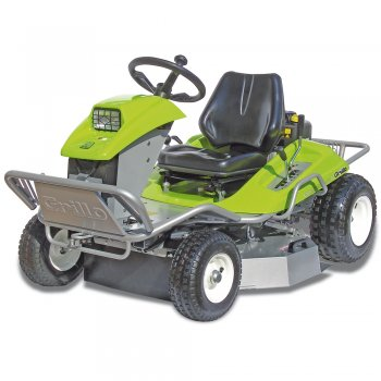Operator's manuals Grillo Spa - Agrigarden Machines