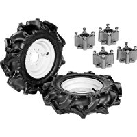Twin wheelkit CL75 - COD.918311